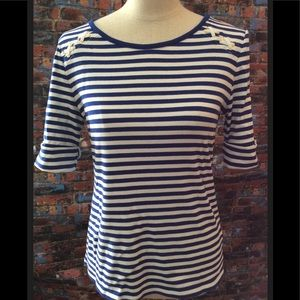 Women's Ralph Lauren Nautical top XL